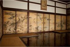 大徳寺 方丈襖絵1