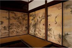 大徳寺 方丈襖絵2